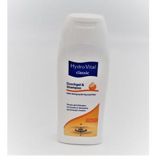 HydroVital Classic Duschgel & Shampoo 2in1 200 ml